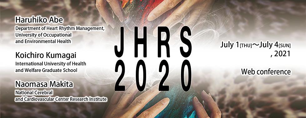 Annual Meeting of the Japanese Heart Rhythm Society 2021